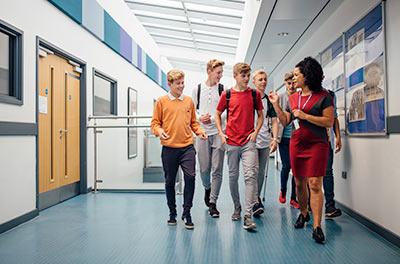 schools feature