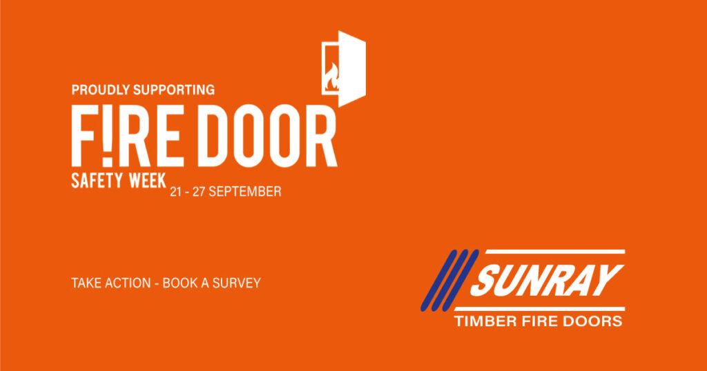 sunray fire door safety week